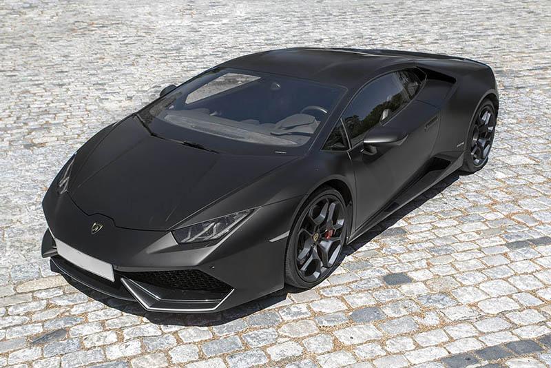 Lamborghini Huracan Ibiza Negro