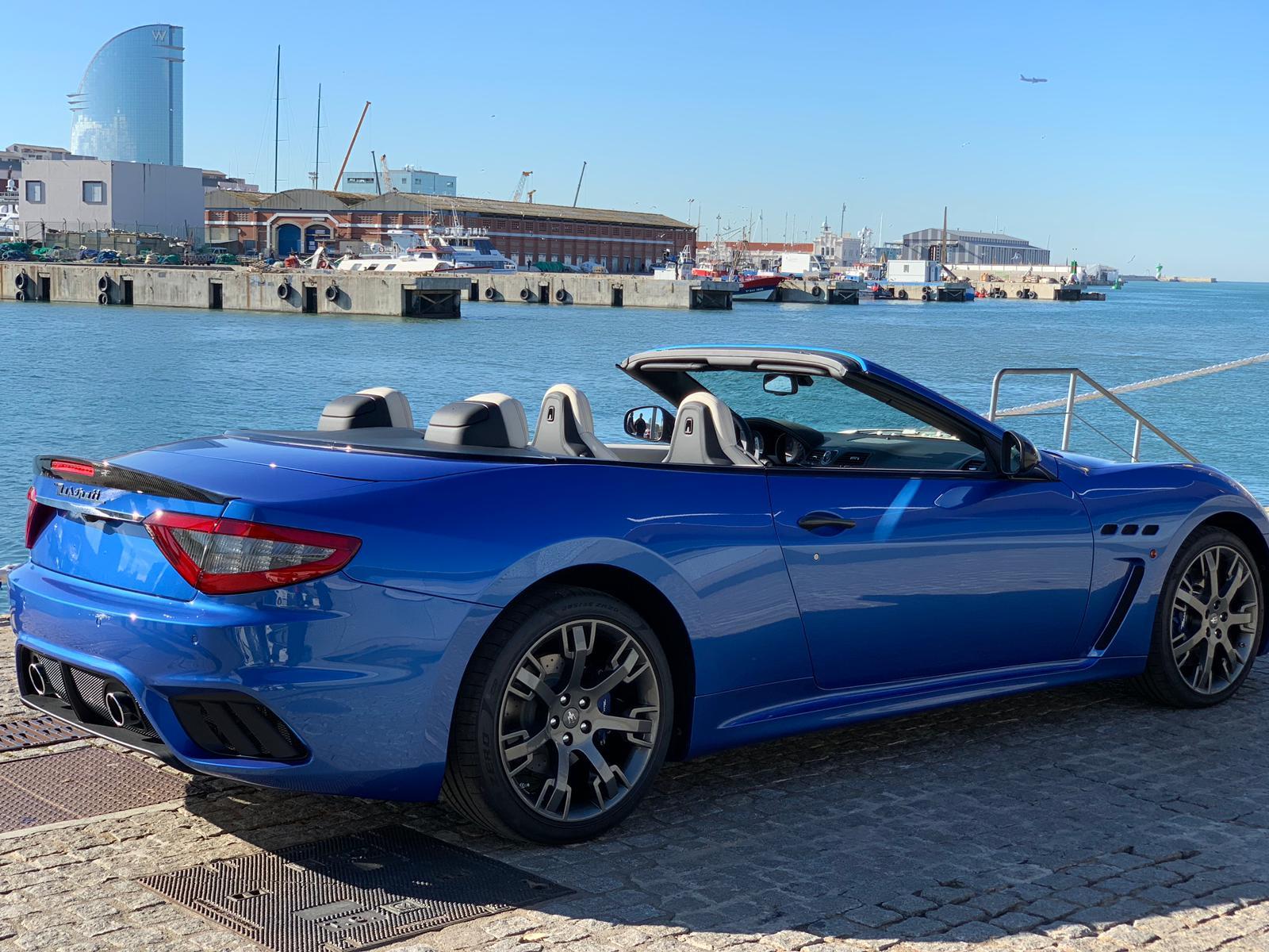 Maserati GranCabrio MC Stralade (2)