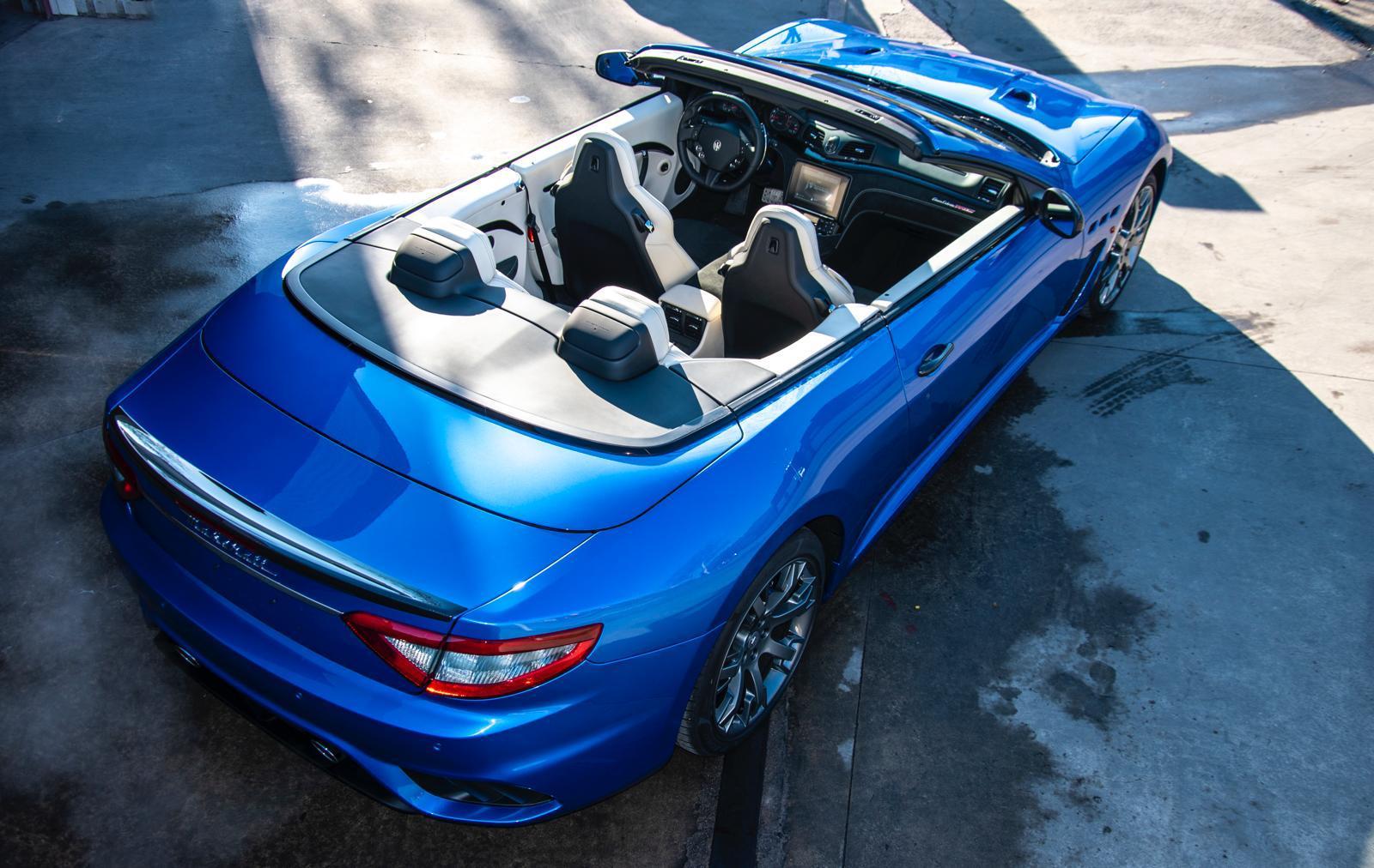 Maserati GranCabrio MC Stralade (4)