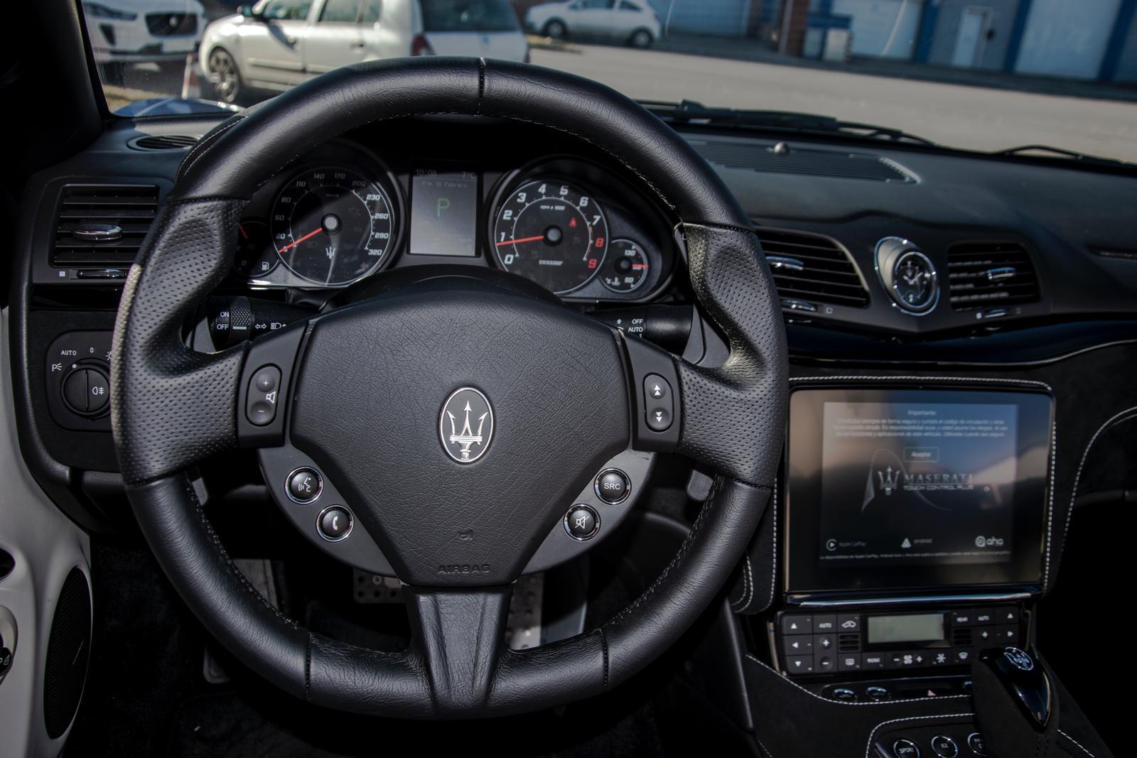 Maserati GranCabrio MC Stralade (5)