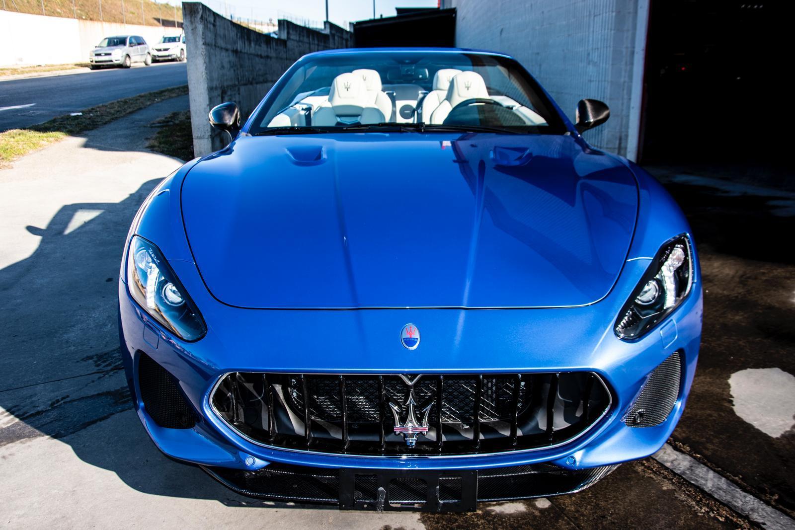 Maserati GranCabrio MC Stralade (8)