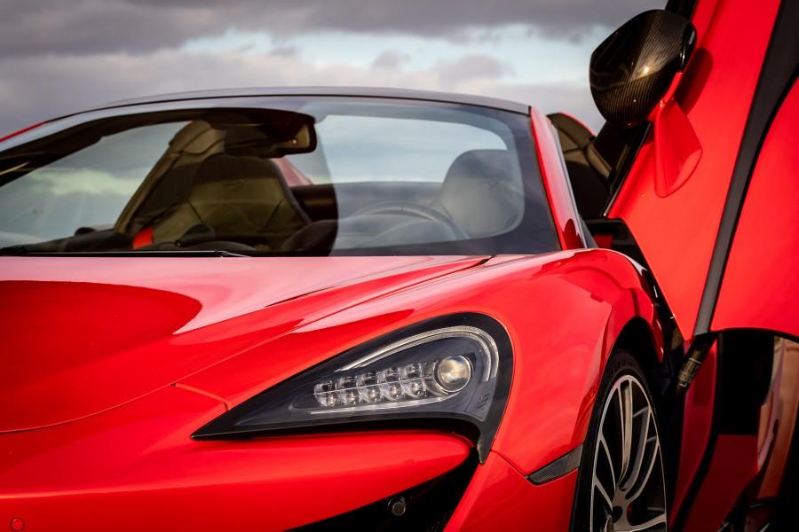 McLaren 570 S Spider Rental Ibiza8