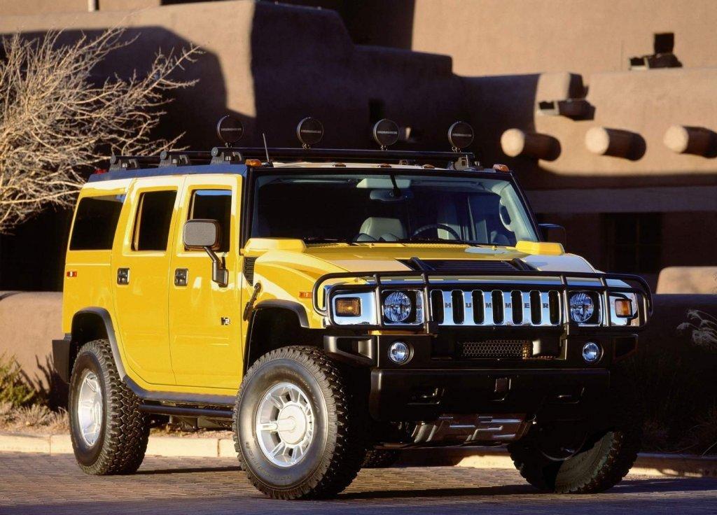 Hummer H2 V8 Luxury Front