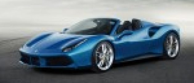 Ferrari 488 Spider turbocharges the topless life [w/video]