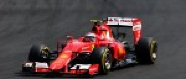 Ferrari extends Kimi Raikkonen's contract for 2016