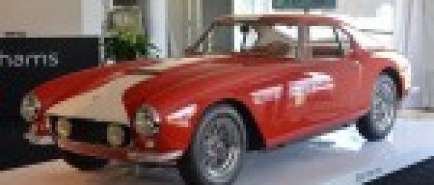 Bonhams auction at Quail Lodge led by 1959 Ferrari 250 GT Competizione