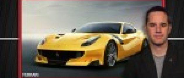 Autoblog Minute: Ferrari F12 TdF, Tesla Autopilot, Fiat brand leadership change