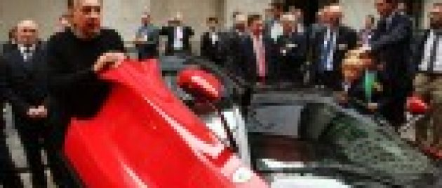 Ferrari stock demand exceeding supply