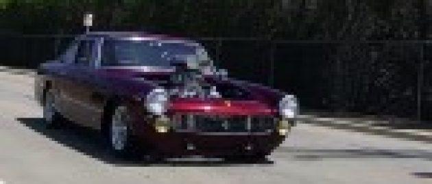 Anti-purist 1963 Ferrari GTE sports hot rod Chevy V8