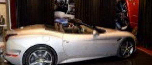 Ferrari-Maserati dealer folds in Las Vegas casino