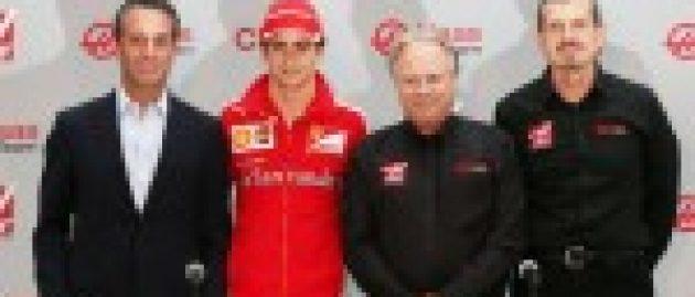 Haas F1 names Esteban Gutierrez second driver