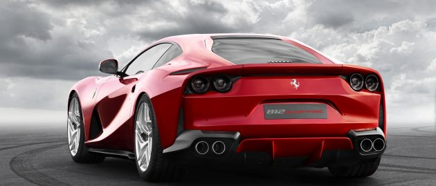Ferrari, not Tesla, might be the stock to buy