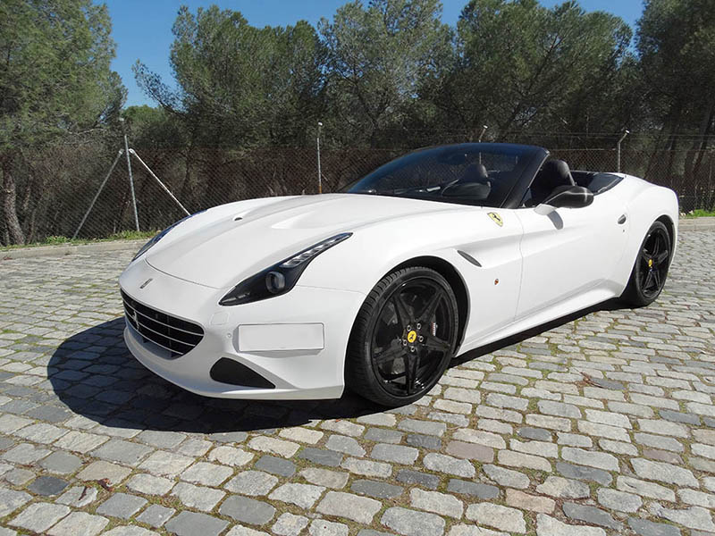 Ferrari California T Blanco