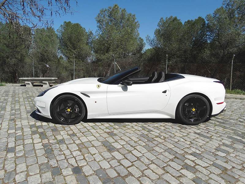 Ferrari California T Ibiza Lateral