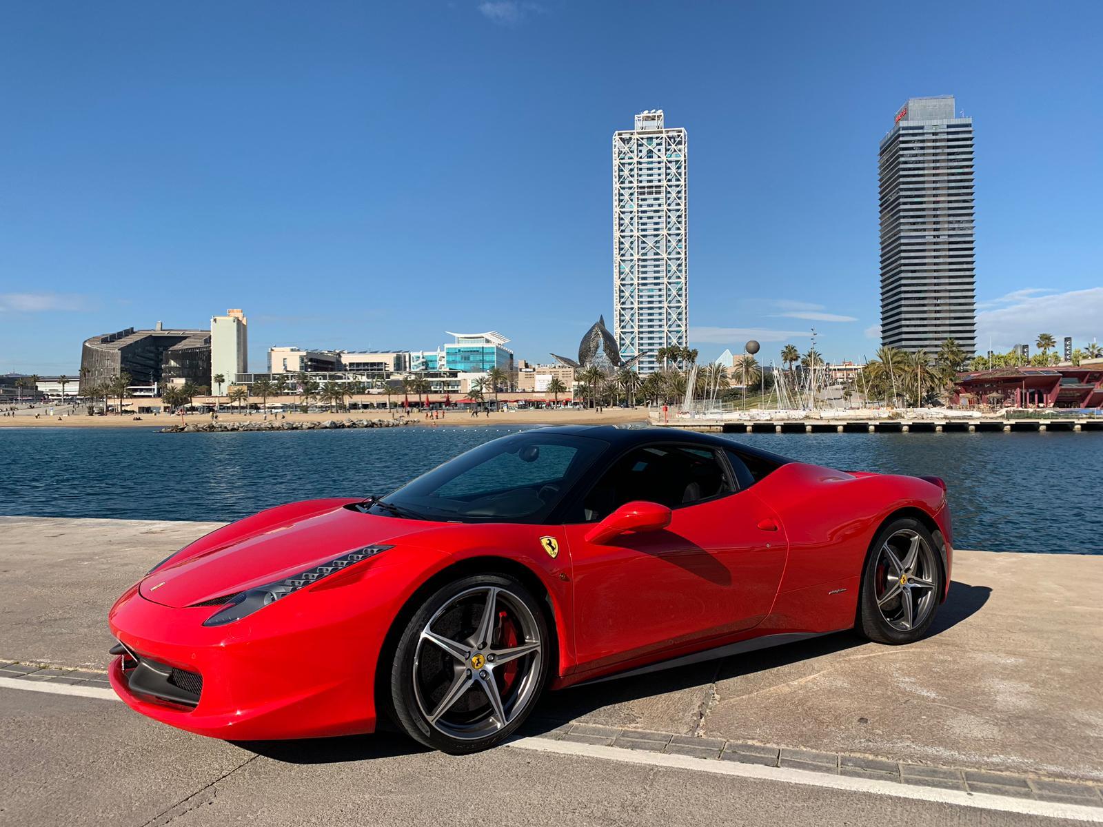 Ferrari 458 Italia Rental Ibiza (10)