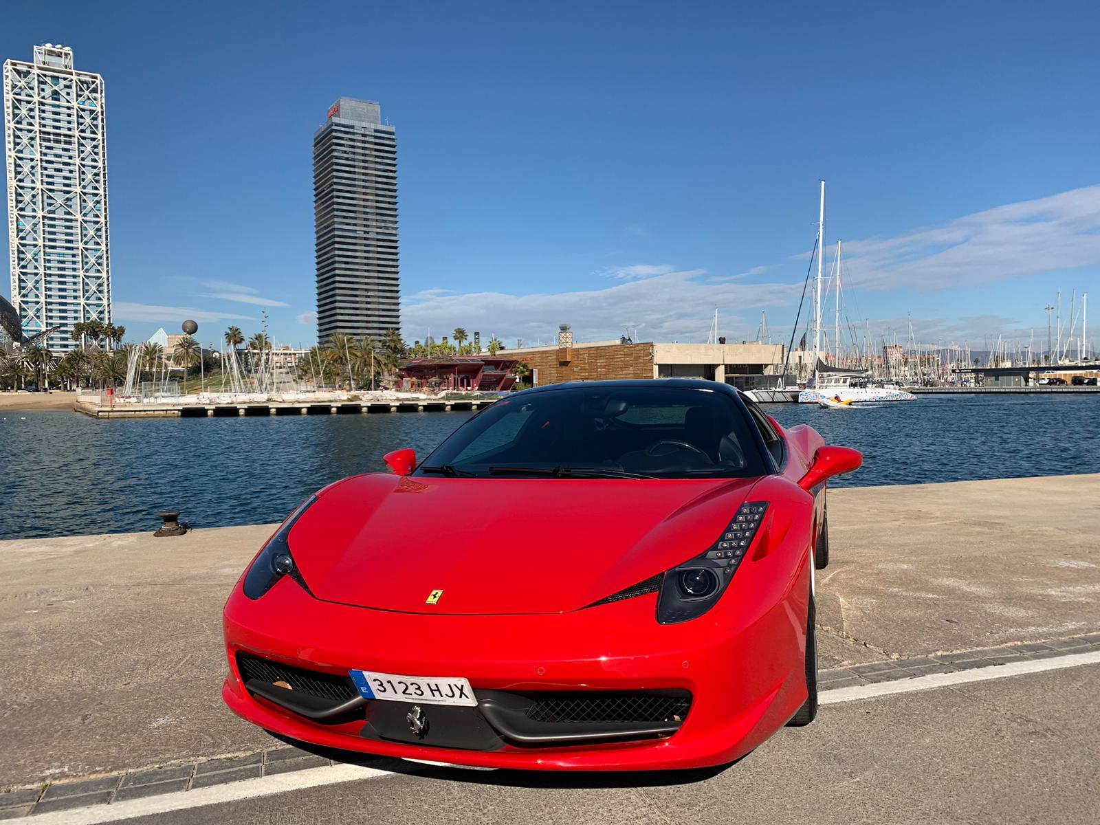 Ferrari 458 Italia Rental Ibiza (7)