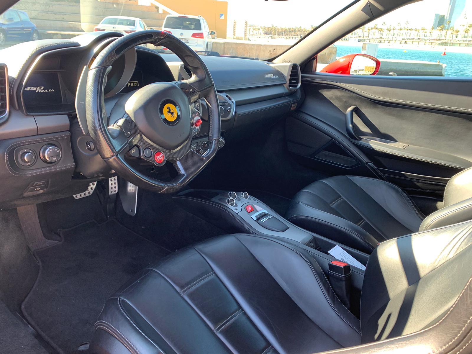 Ferrari 458 Italia Rental Ibiza (9)