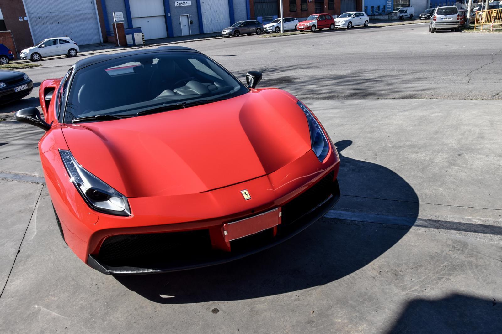 Ferrari 488 Spider Rental Ibiza (7)