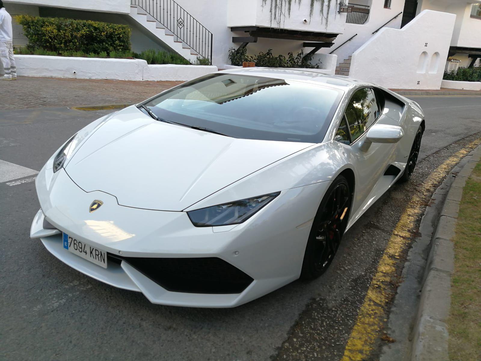 Lamborghini Huracan Rental Ibiza (4)