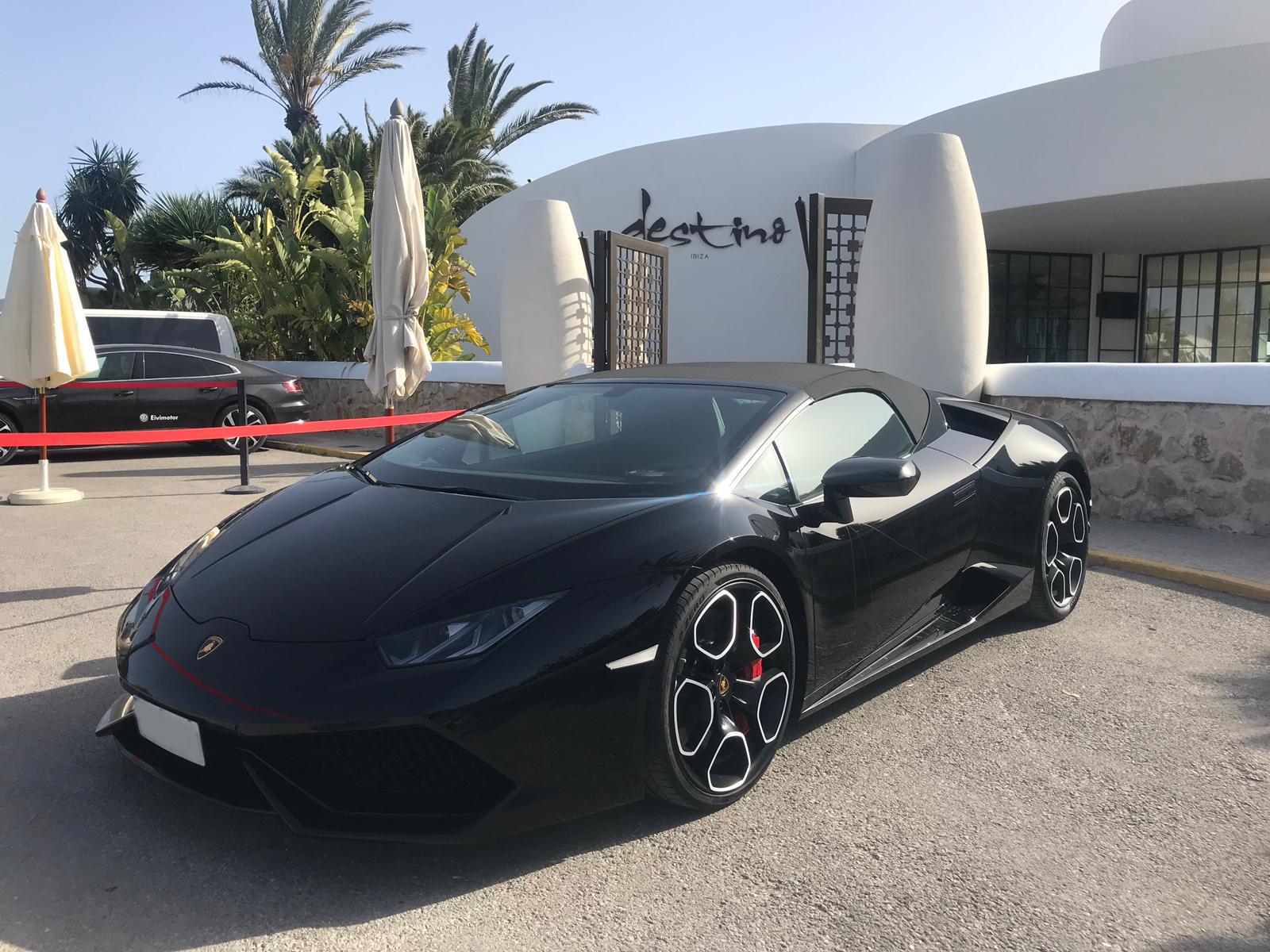 Lamborghini Huracan Spyder (1)