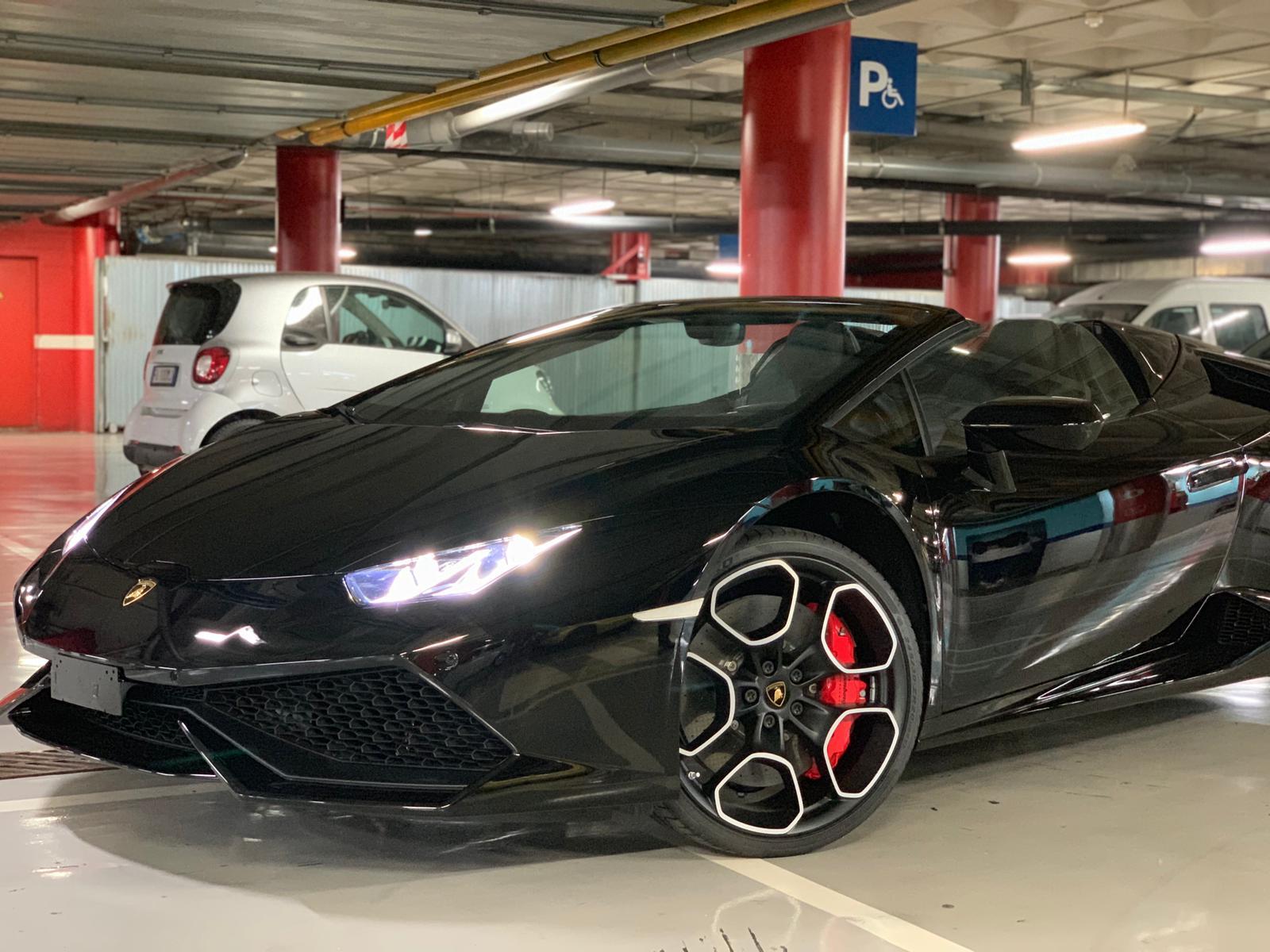 Lamborghini Huracan Spyder (2)