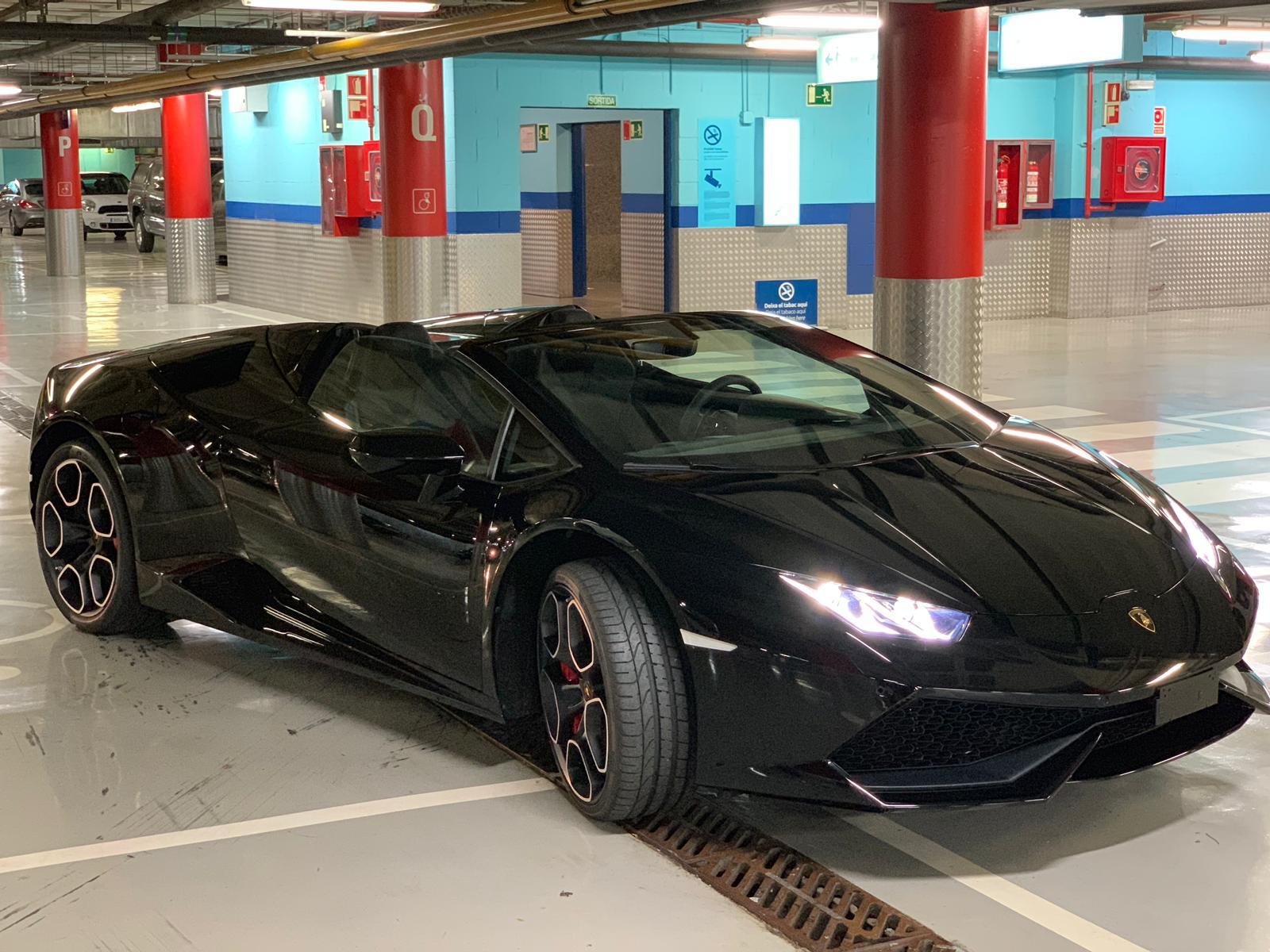 Lamborghini Huracan Spyder (4)