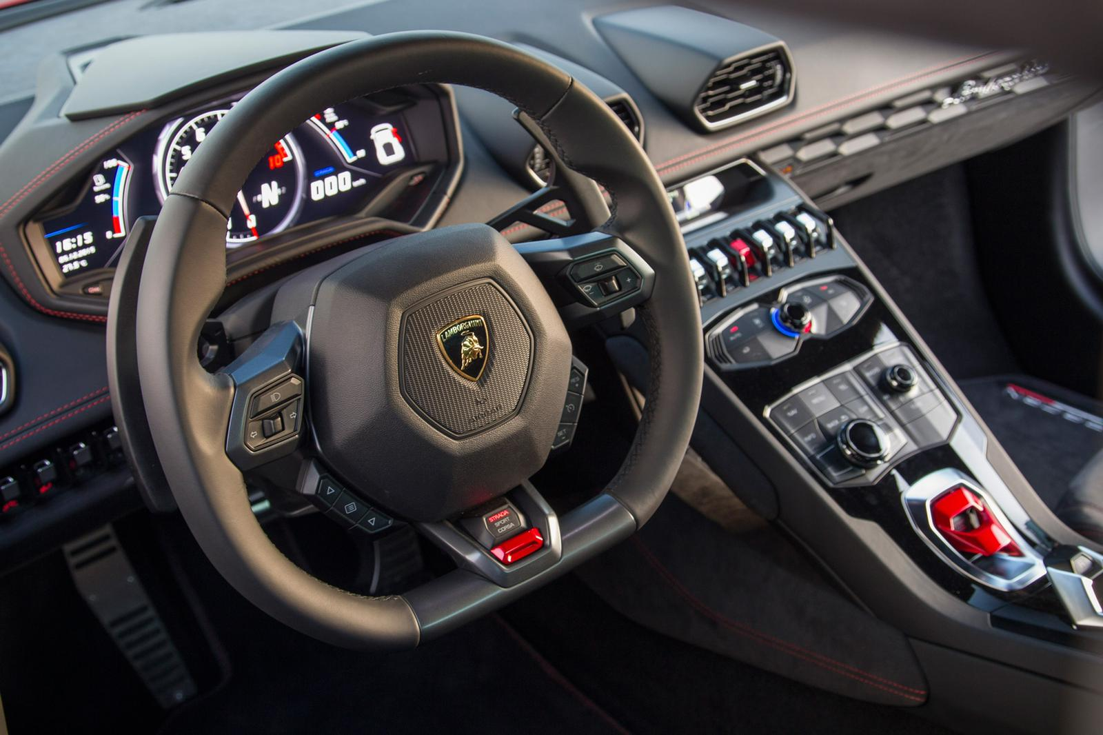 Lamborghini Huracan Spyder Silver Rental Ibiza