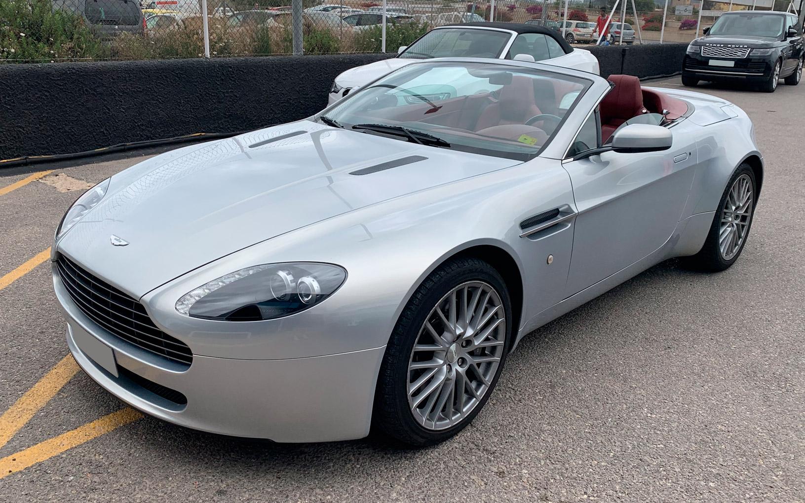 Aston Martin Vanquish Rental Ibiza (2)