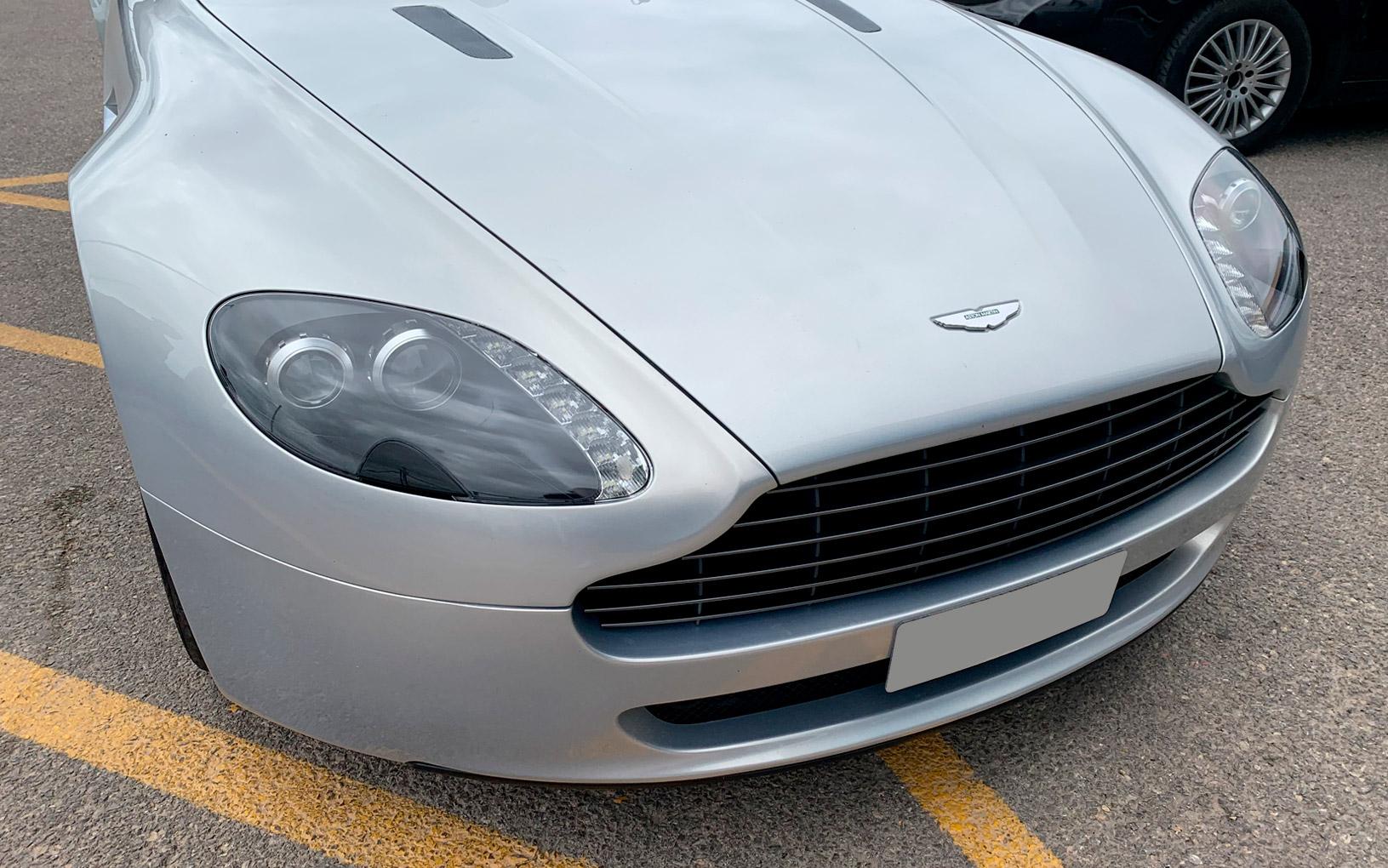 Aston Martin Vanquish Rental Ibiza (3)