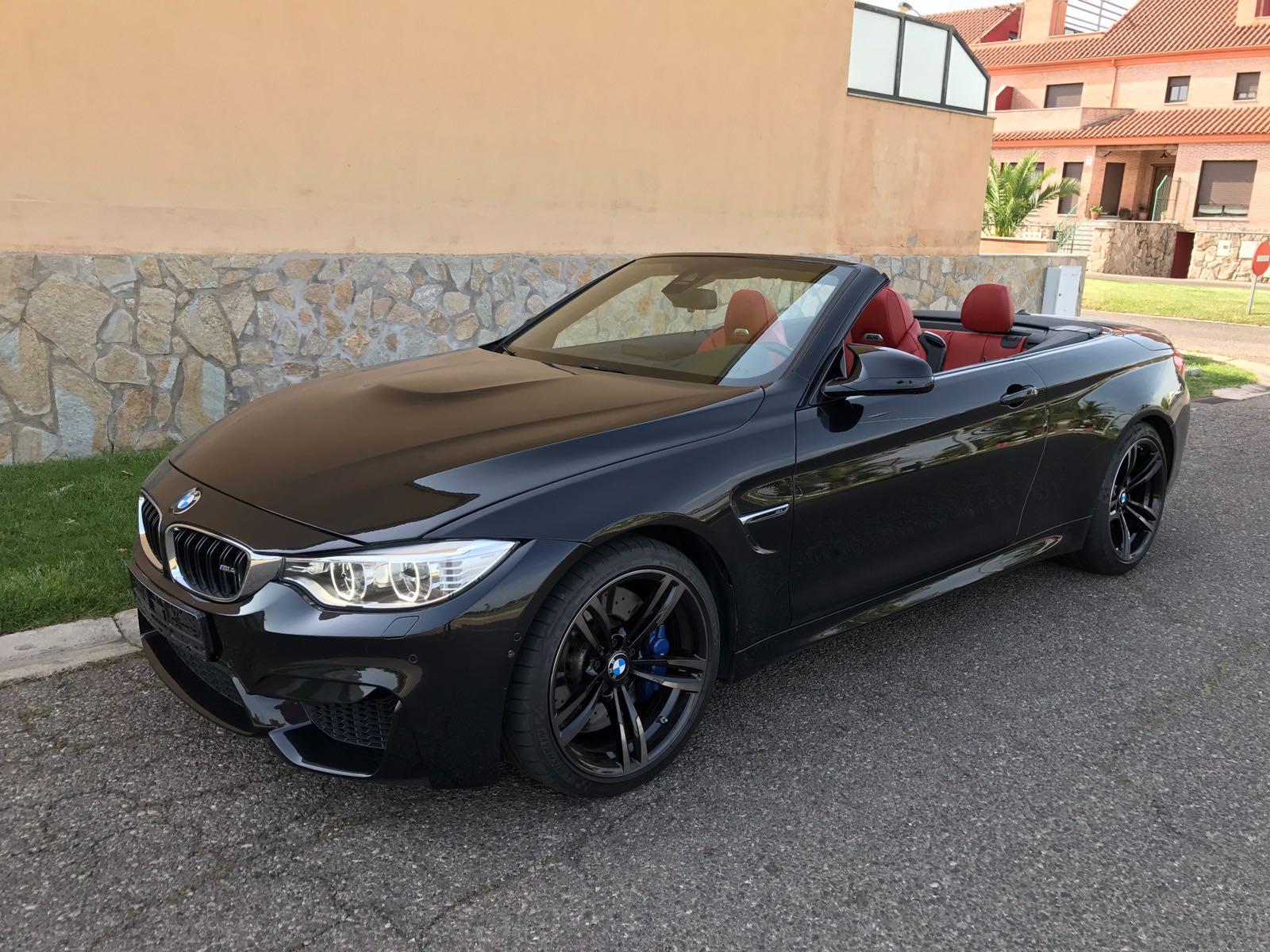 BMW M4 Cabrio Rental Ibiza (1)