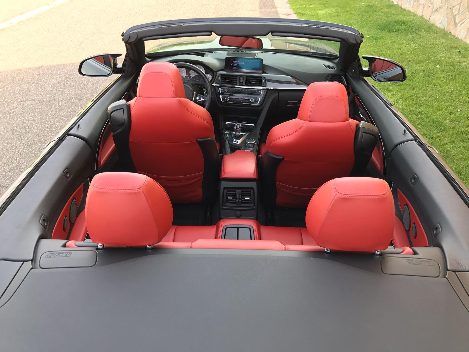 BMW M4 Cabrio Rental Ibiza (2)