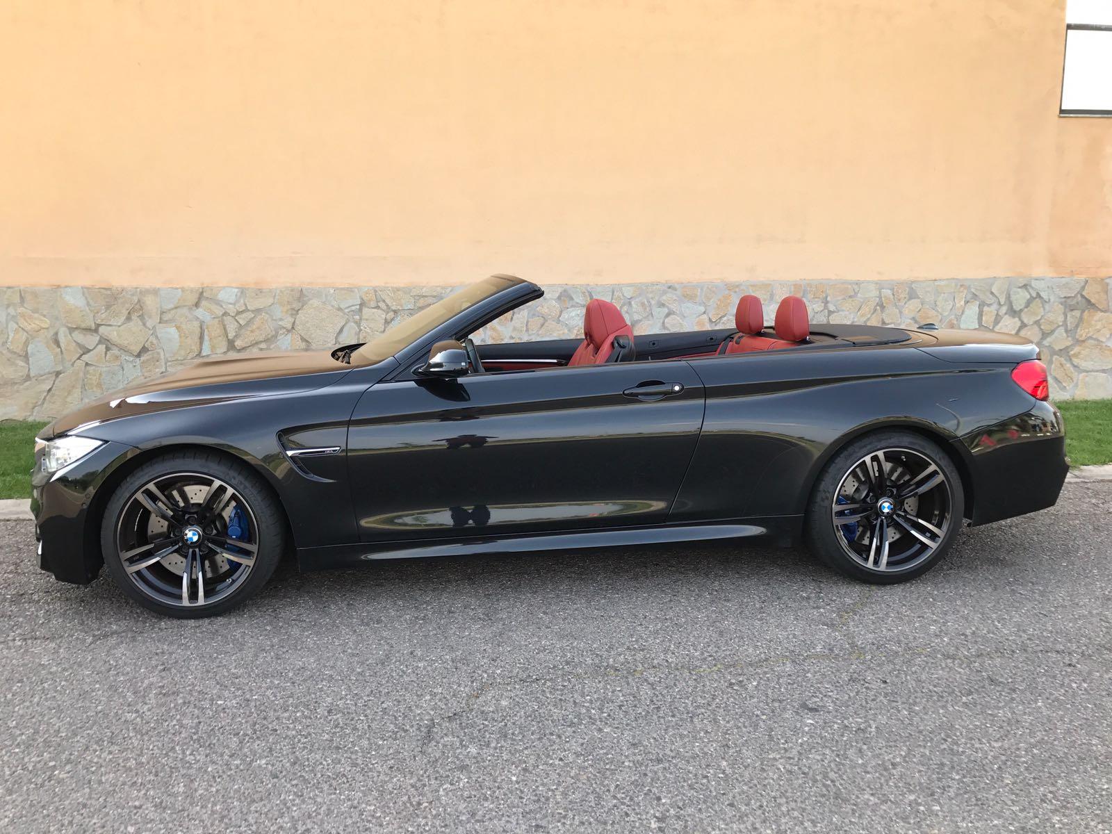 BMW M4 Cabrio Rental Ibiza (3)