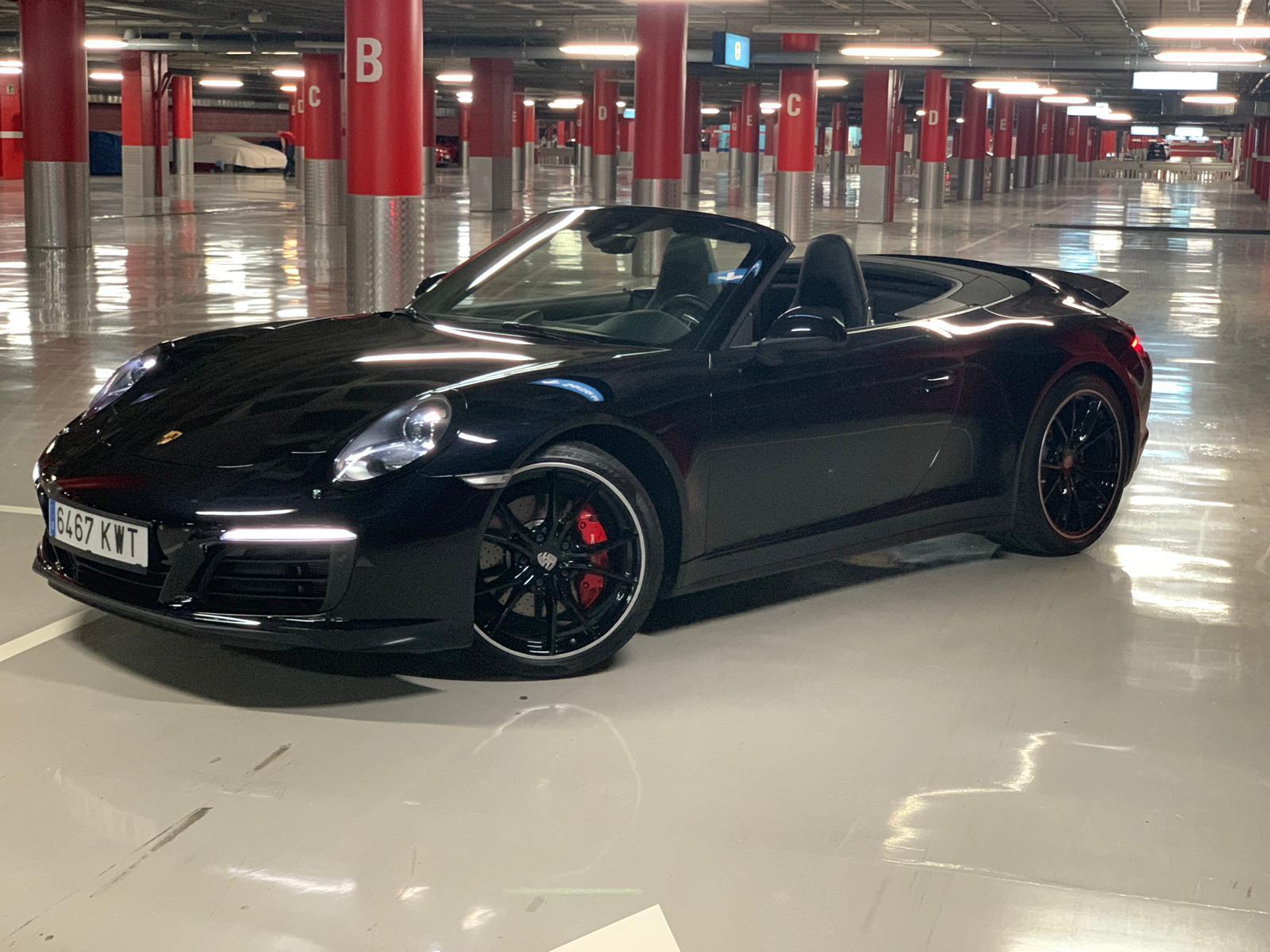 Porsche 911 carrera 4S Mk2