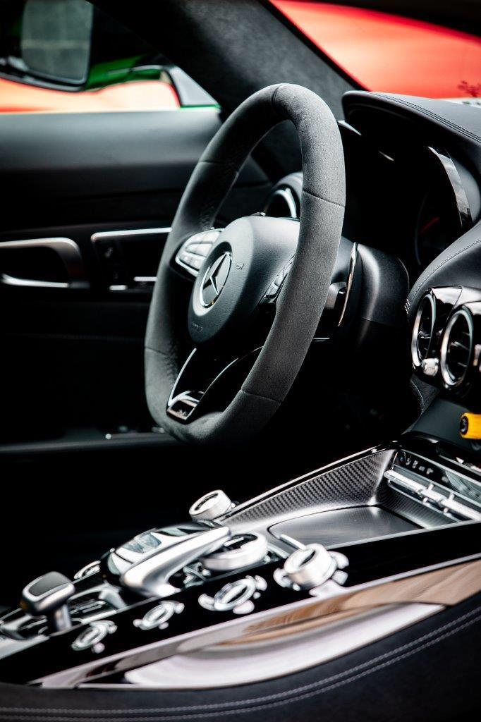 Mercedes AMG GTR Rental Ibiza