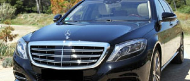 Mercedes S500 Maybach