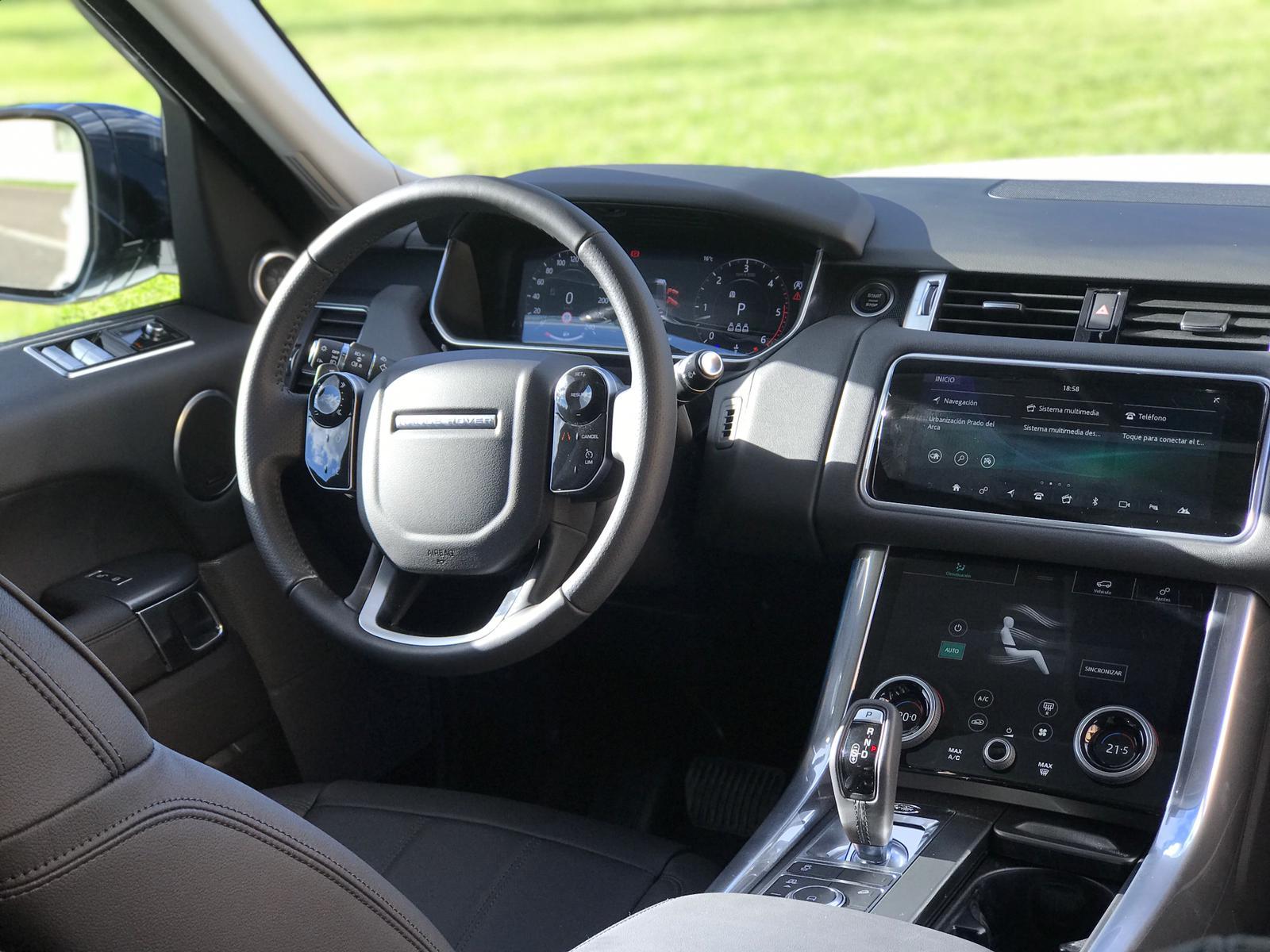 Range Rover Sport Rental Ibiza