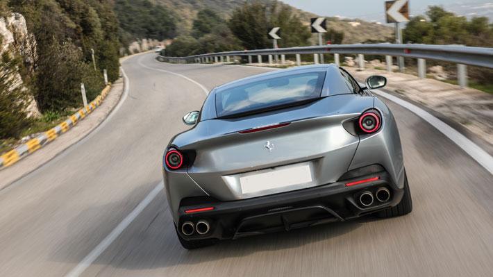 Ferrari Portofino Rental Ibiza
