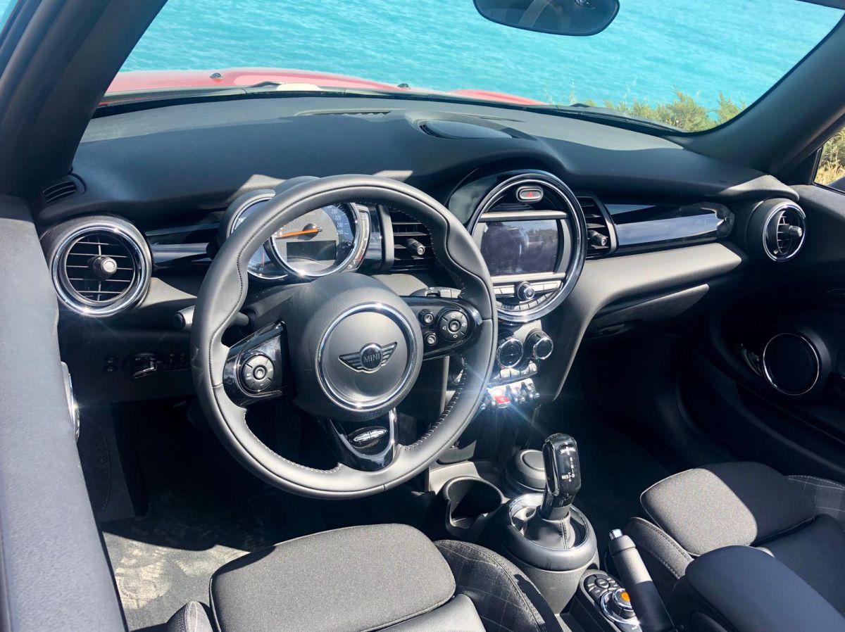 Mini Cooper Cabrio Rental Ibiza (6)