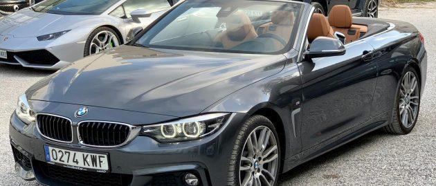 BMW 4 Series Cabrio M Pack