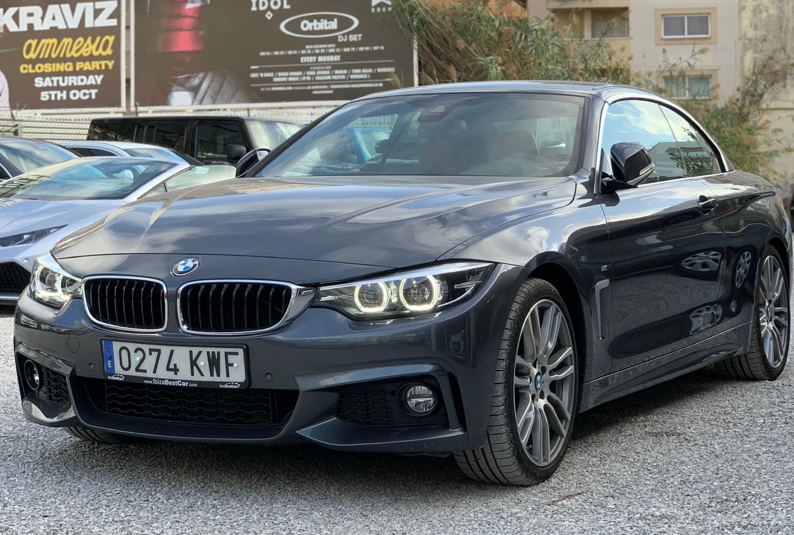 BMW Serie 4 Cabrio Rental Ibiza (3)