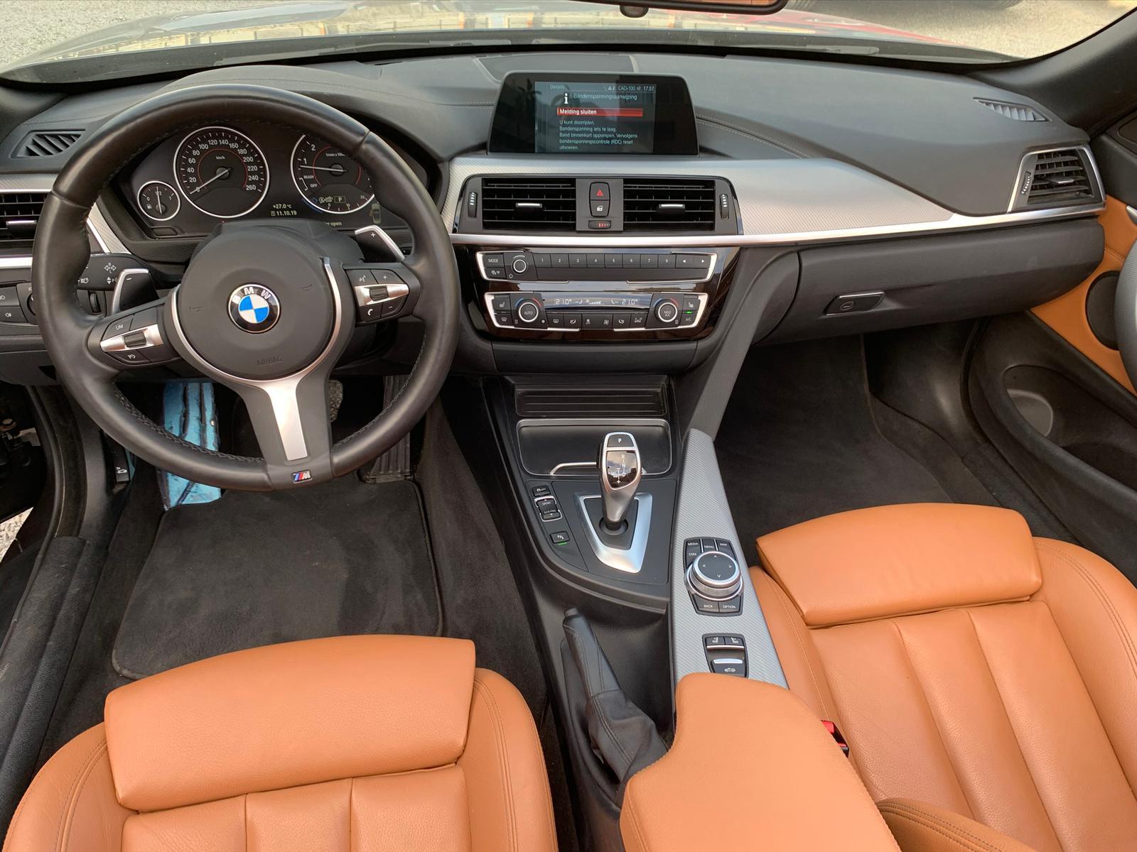 BMW Serie 4 Cabrio Rental Ibiza (5)