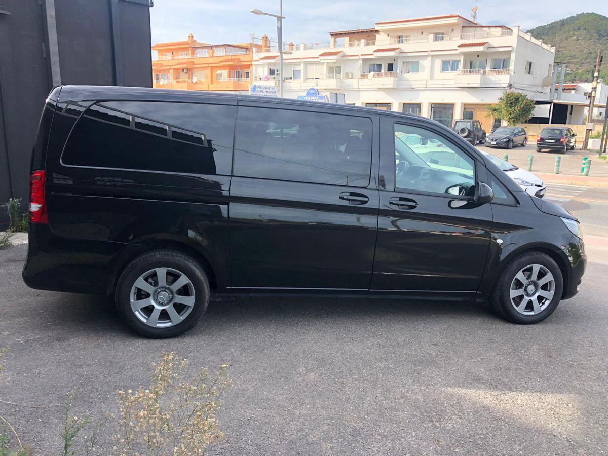 Mercedes Vito Rental Ibiza (4)