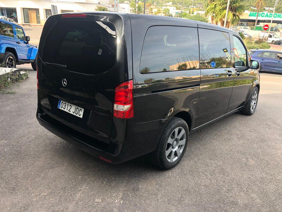 Mercedes Vito Rental Ibiza (5)