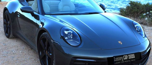 Porsche 911 Carrera 992 cabrio