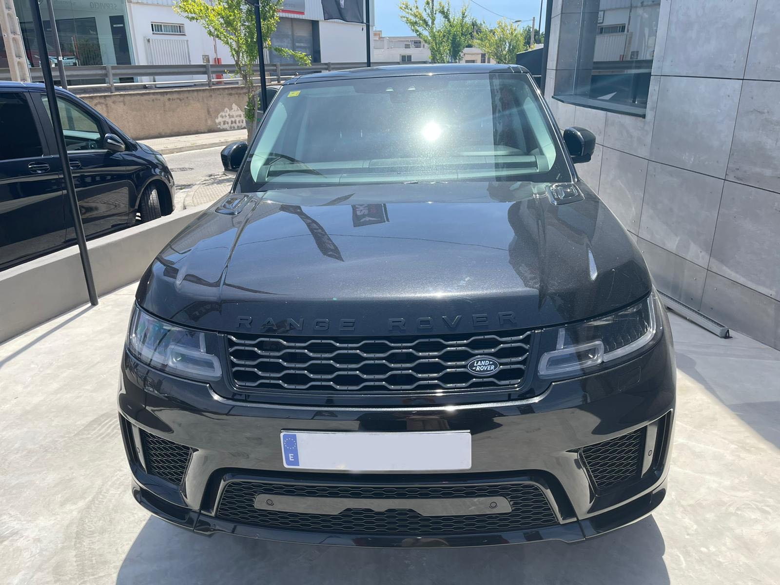 Range Rover Sport 7 seats Rental Ibiza