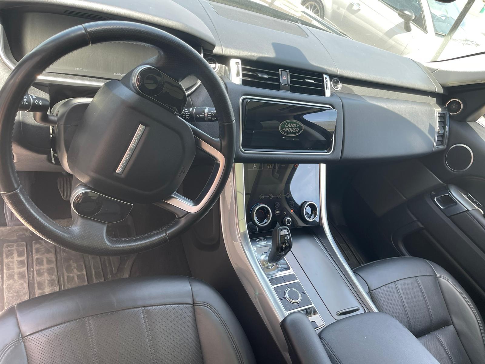 Range Rover Sport 7 seats Rental Ibiza Island (3)