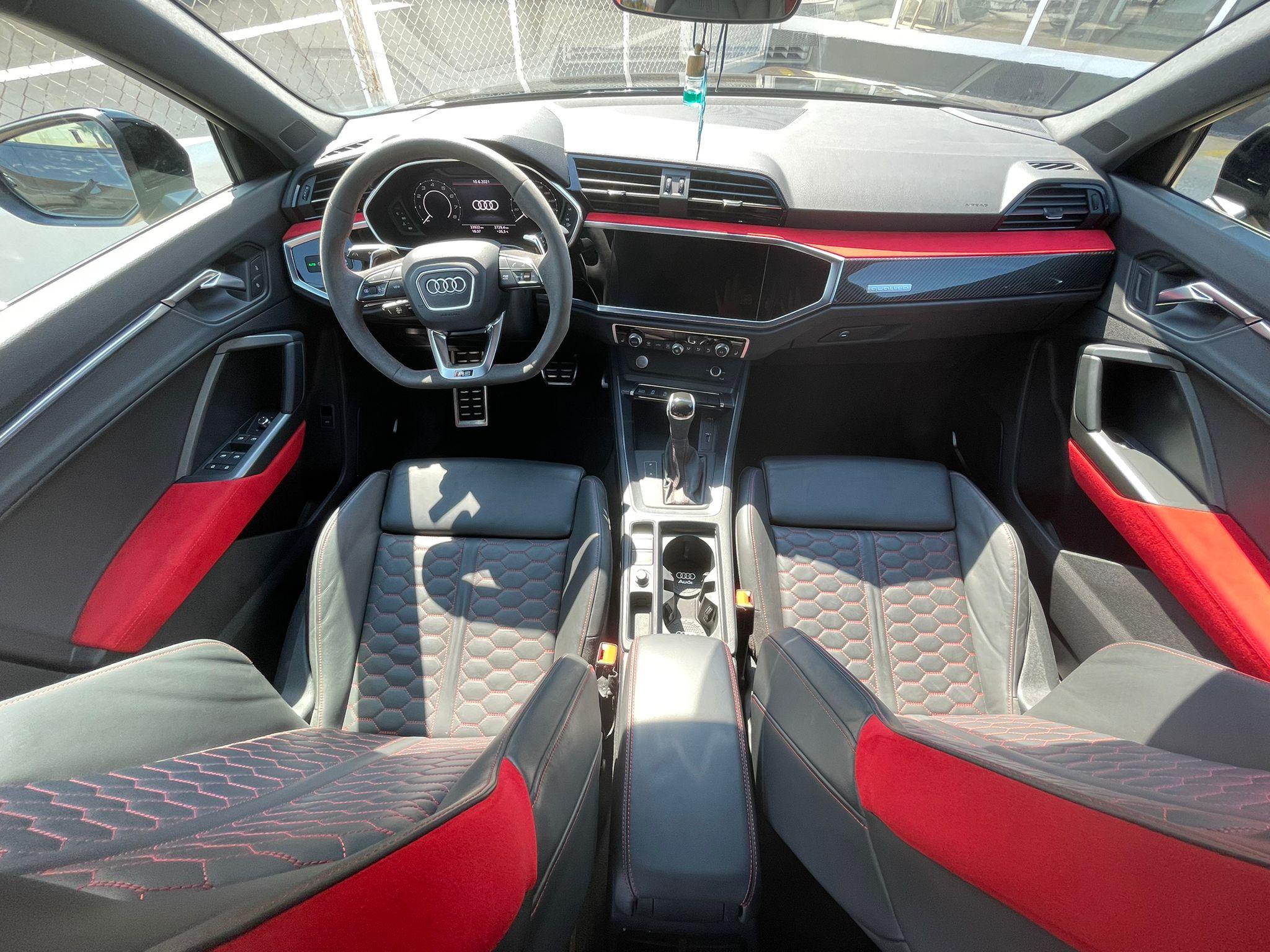 Audi RSQ3 Rental Ibiza