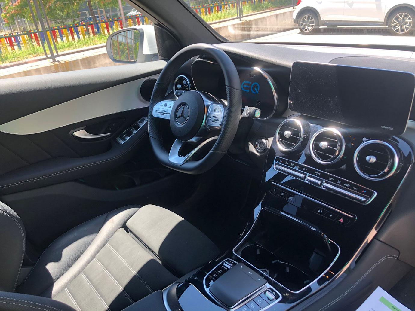Mercedes GLC Rental Ibiza (4)