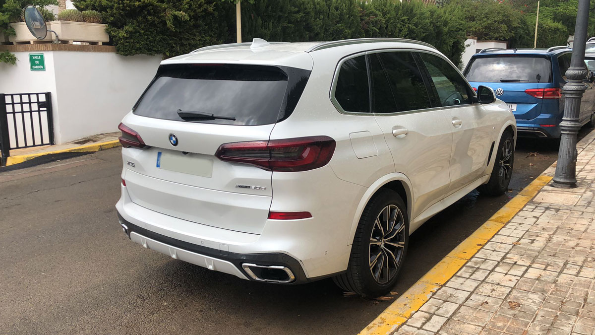 BMW X5 Rental Ibiza
